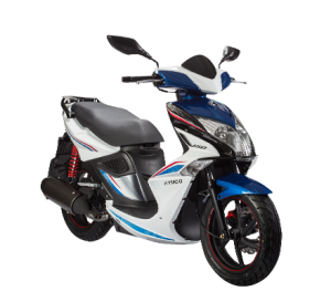 Kymco Super 8 150 | THM, Philippines