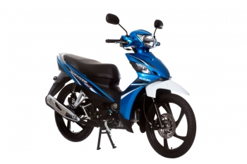 Suzuki Shooter  Fi Fuel Consumption